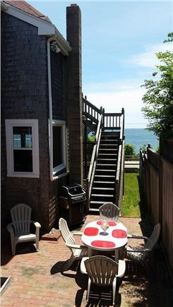 Falmouth Cape Cod vacation rental - Outdoor patio