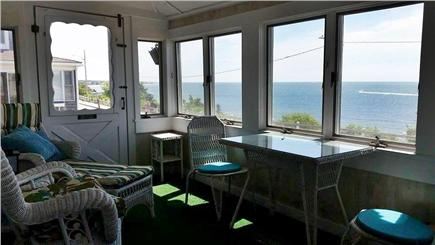 Falmouth Cape Cod vacation rental - Sunroom-porch