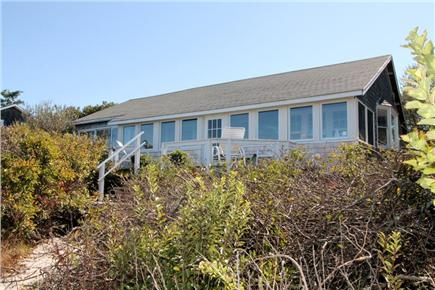 Brewster Cape Cod vacation rental - Back Exterior