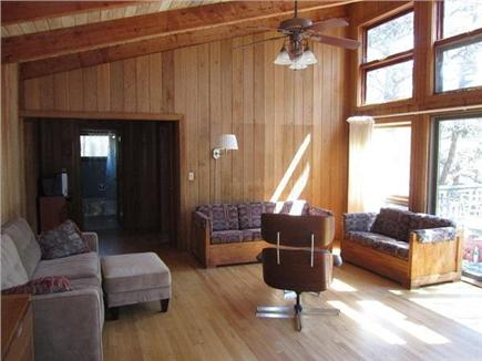 Wellfleet Cape Cod vacation rental - Another view of the great room.