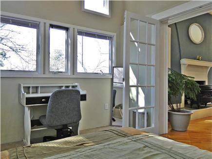 Pocasset, Bourne, Cape Cod Cape Cod vacation rental - Full bedroom with water views, french doors