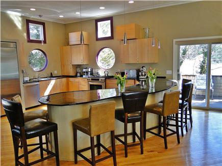 Pocasset, Bourne, Cape Cod Cape Cod vacation rental - Kitchen is spacious, easy