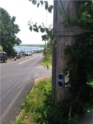 Chatham Cape Cod vacation rental - View of Oyster River from end of Ocean Port Ln