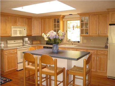 Chatham Cape Cod vacation rental - Recently remodeled kitchen....nice and clean...skylights above