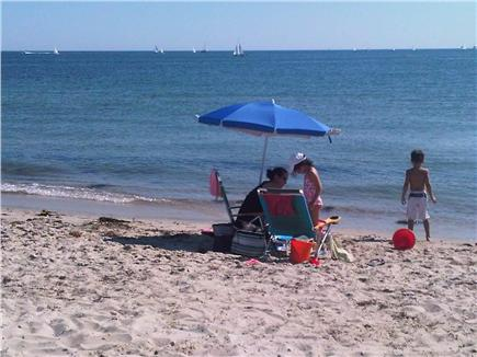 HarwichPort Cape Cod vacation rental - Short Stroll to Beatiful Bank Street Beach