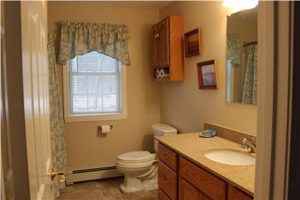East Brewster Cape Cod vacation rental - Upstairs bathroom