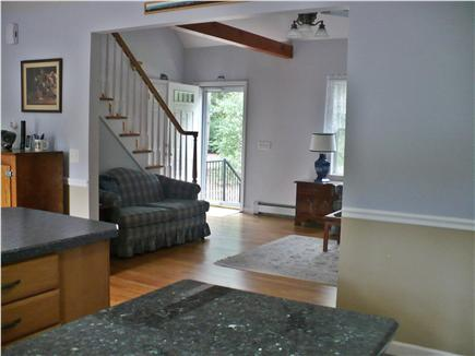 East Brewster Cape Cod vacation rental - Living room