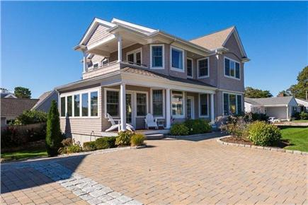Mashpee, Popponesset Cape Cod vacation rental - Front view of the home