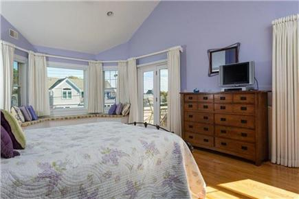 Mashpee, Popponesset Cape Cod vacation rental - Master with view of water