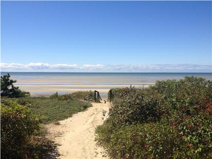 Eastham Cape Cod vacation rental - Beautiful private beach just 1/10 mile away