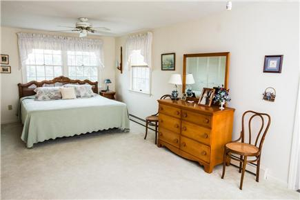 Eastham Cape Cod vacation rental - Upstairs King with Washer/Dryer