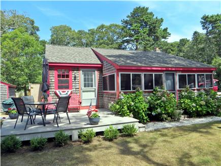 North Eastham Cape Cod vacation rental - Patio to enjoy on beautiful summer days.
