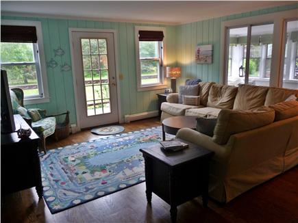 Eastham Cape Cod vacation rental - Main living room