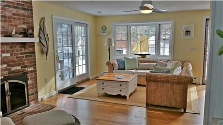 Harwich Cape Cod vacation rental - Spacious open living room area
