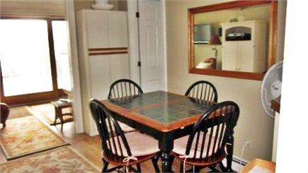 Bay side of Dennis Cape Cod vacation rental - Dining area