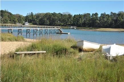 South Orleans Cape Cod vacation rental - Private beach, 3 houses away!