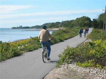Falmouth Heights Cape Cod vacation rental - Shining Sea Bikeway