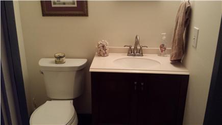 West Dennis Cape Cod vacation rental - Half bathroom