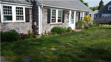 West Dennis Cape Cod vacation rental - Front view of the house