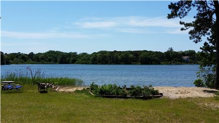West Dennis Cape Cod vacation rental - Private beach access on Kelly's Pond