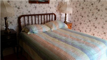 West Dennis Cape Cod vacation rental - Bedroom with bathroom