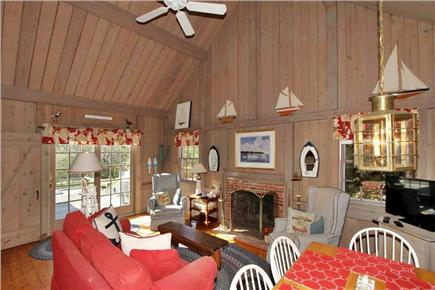 East Orleans Cape Cod vacation rental - Open Living Area