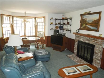 North Eastham Cape Cod vacation rental - Living Room