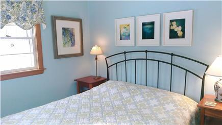 Eastham Cape Cod vacation rental - Queen bed guestroom