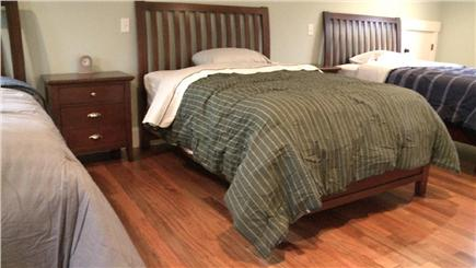 Yarmouth Cape Cod vacation rental - Upstairs Children's bedroom with 3 twin beds