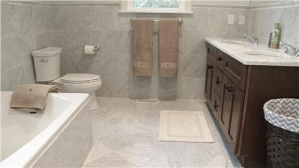 Yarmouth Cape Cod vacation rental - 1st Floor Master Bathroom (Second downstairs Master)