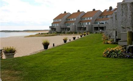 Hyannis Cape Cod vacation rental - View of the Private Beach and Grounds