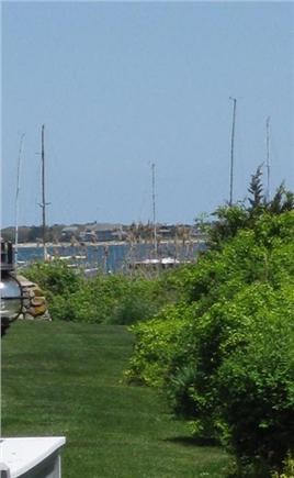 Hyannis Cape Cod vacation rental - Grass Walkway to Private Beach