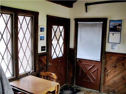 Eastham Cape Cod vacation rental - Entry Way