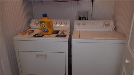 Dennis Cape Cod vacation rental - Laundry room on 1st floor