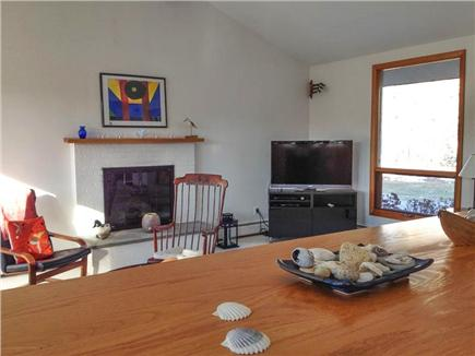 West Brewster Cape Cod vacation rental - Living Room