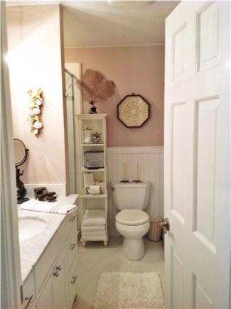 Osterville Osterville vacation rental - Private master bath with dual head shower