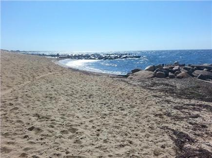 Downtown Falmouth Cape Cod vacation rental - Walking distance to Surf Drive Beach