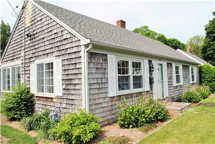Downtown Falmouth Cape Cod vacation rental - View of home