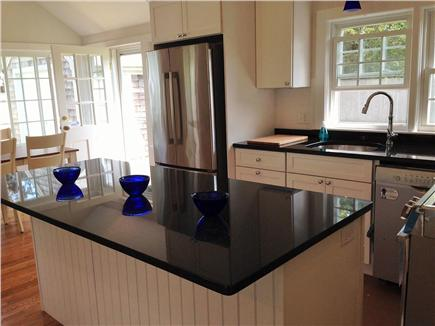 Downtown Falmouth Cape Cod vacation rental - Bright and spacious kitchen