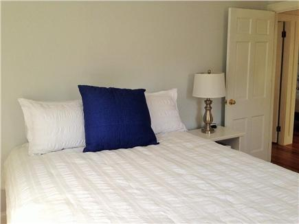Downtown Falmouth Cape Cod vacation rental - Queen bedroom