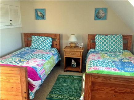 Centerville Centerville vacation rental - 2nd Bedroom with two twin beds. Nice and breezy!
