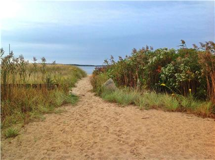 West Yarmouth Cape Cod vacation rental - Lovely Baxter Beach is .4 miles away, great walk!
