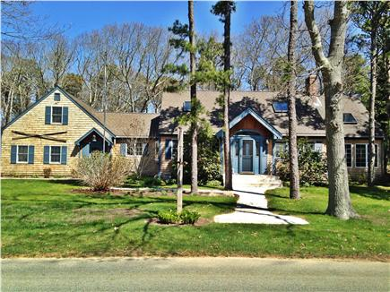 Eastham Cape Cod vacation rental - Gorgeous expanded cape with boardwalk entrance