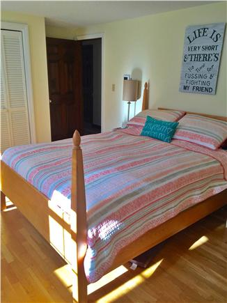 Eastham Cape Cod vacation rental - Queen bedroom on first floor