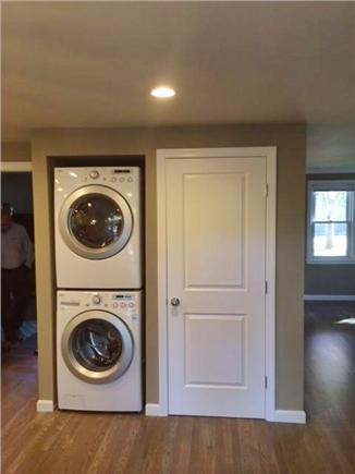 Falmouth - Seacoast Shores Cape Cod vacation rental - Washer/Dryer