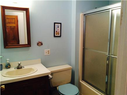 East Orleans Cape Cod vacation rental - Bathroom with tub/shower