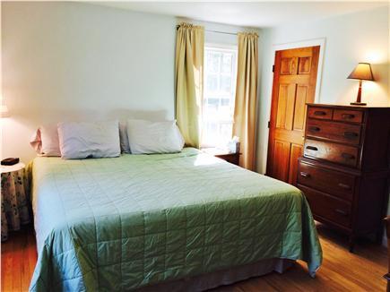 East Orleans Cape Cod vacation rental - Master bedroom