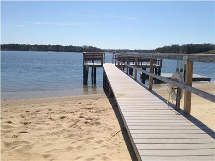 Yarmouth Cape Cod vacation rental - Salt Box Beach, new dock with hose and lights for night access