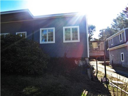 South Chatham Cape Cod vacation rental - Front View from Cockle Cove Road