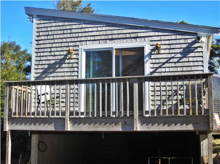 South Chatham Cape Cod vacation rental - Balcony